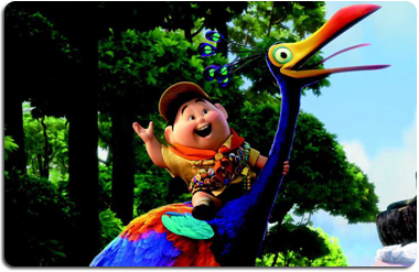 "Disney Pixar Up Papercraft "" Russell "" Boys"