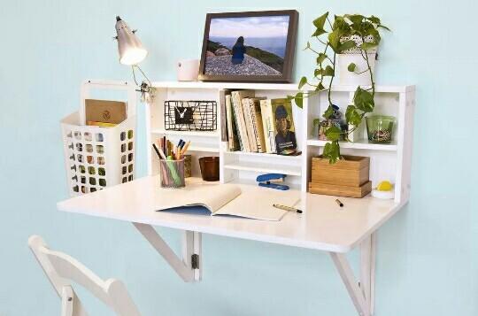 10 Desain meja lipat serbaguna untuk inspirasi mempercantik rumah mungilmu!