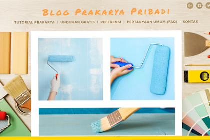 Mengapa blog pribadi saya hanya menggunakan blogspot