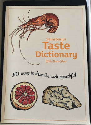 The Taste Dictionary: 101 ways to describe each mouthful