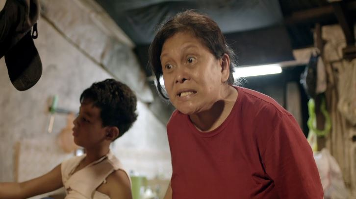 ISKA 2019 Cinemalaya finalist about an impoverished grandmother dealing with soceity's prejudice on how she deals with her impoverished special needs grandson
