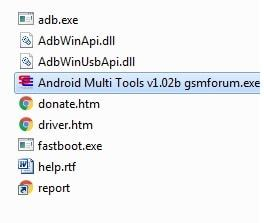 Download Android Multi Tools v1.02b – all pattern lock remover tool