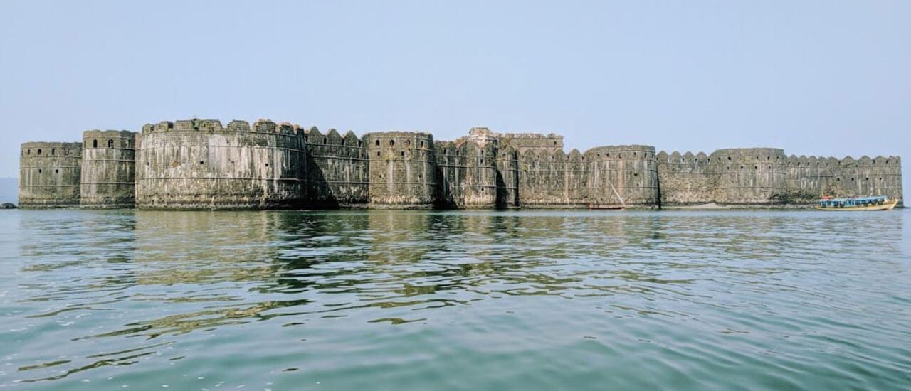 जंजिरा किल्ला - Janjira Fort