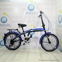 Sepeda Lipat Totoron Aero 20 Inci