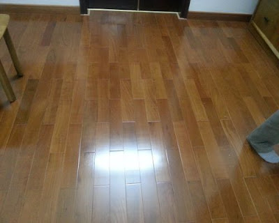 Các công đoạn cần làm khi lắp đặt sàn gỗ cà chít