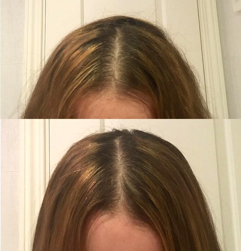 John Frieda Frizz Ease Flawlessly Straight Shampoo - REVIEW frizzy hair sleek hair