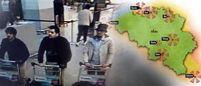 Βέλγιο- Πυρηνική βόμβα ήθελα να κατασκευάσουν οι τρομοκρατες του ISIS-φαίνεται ξεκάθαρα για ποιους λογούς κουβαλούν λαθρο-στρατό στην Ευρώπη!