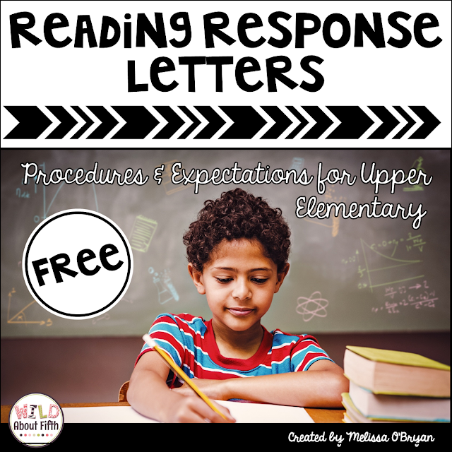 Procedures & Expectations in the Upper Elementary Classroom
