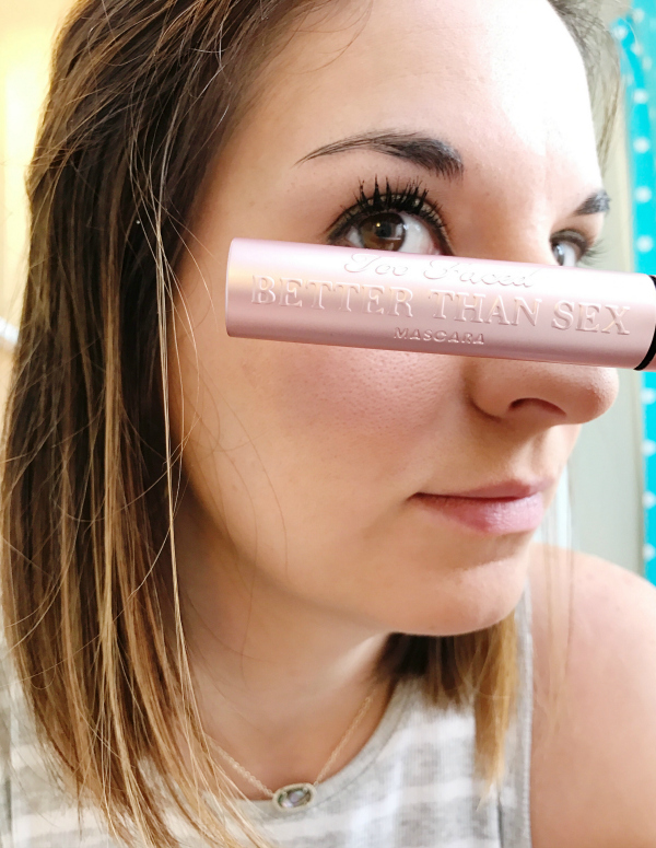 mascara review, beauty product review, style on a budget, makeup review