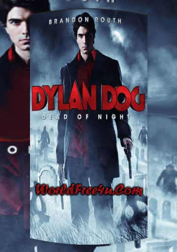 Poster Of Dylan Dog Dead of Night (2011) Full Movie Hindi Dubbed Free Download Watch Online At worldfree4u.com