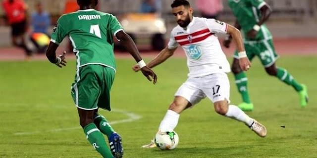 مشاهدة مباراة الزمالك واهلي طرابلس بث مباشر  دوري أبطال أفريقيا