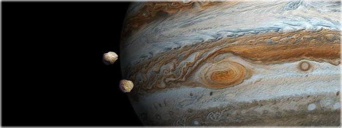 novos satélites encontrados em Júpiter