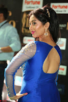 Tejaswini in Blue Gown at IIFA Utsavam Awards 2017  Day 2  HD Exclusive Pics 02.JPG