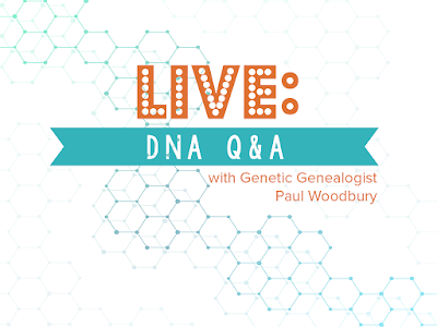 Legacy Tree Genealogists Live DNA Q&A