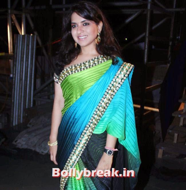 Shaina NC, Beautiful Bhagyashree, Gauhar, Tara, Perizad, Divya at Cancer Fundraiser Fashion Show