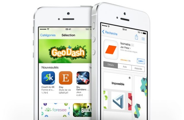 For 10 years, the App Store reveals its best figures