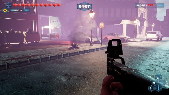 Waves of Death Gameplay