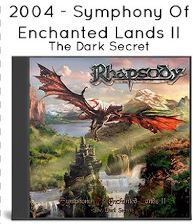 2004 - Symphony Of Enchanted Lands II - The Dark Secret