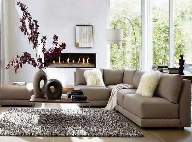 Contoh Desain Ruang Tamu Kecil Sederhana