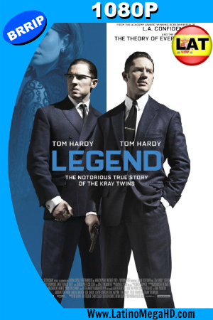 Legend (2015) Latino HD 1080P - 2015