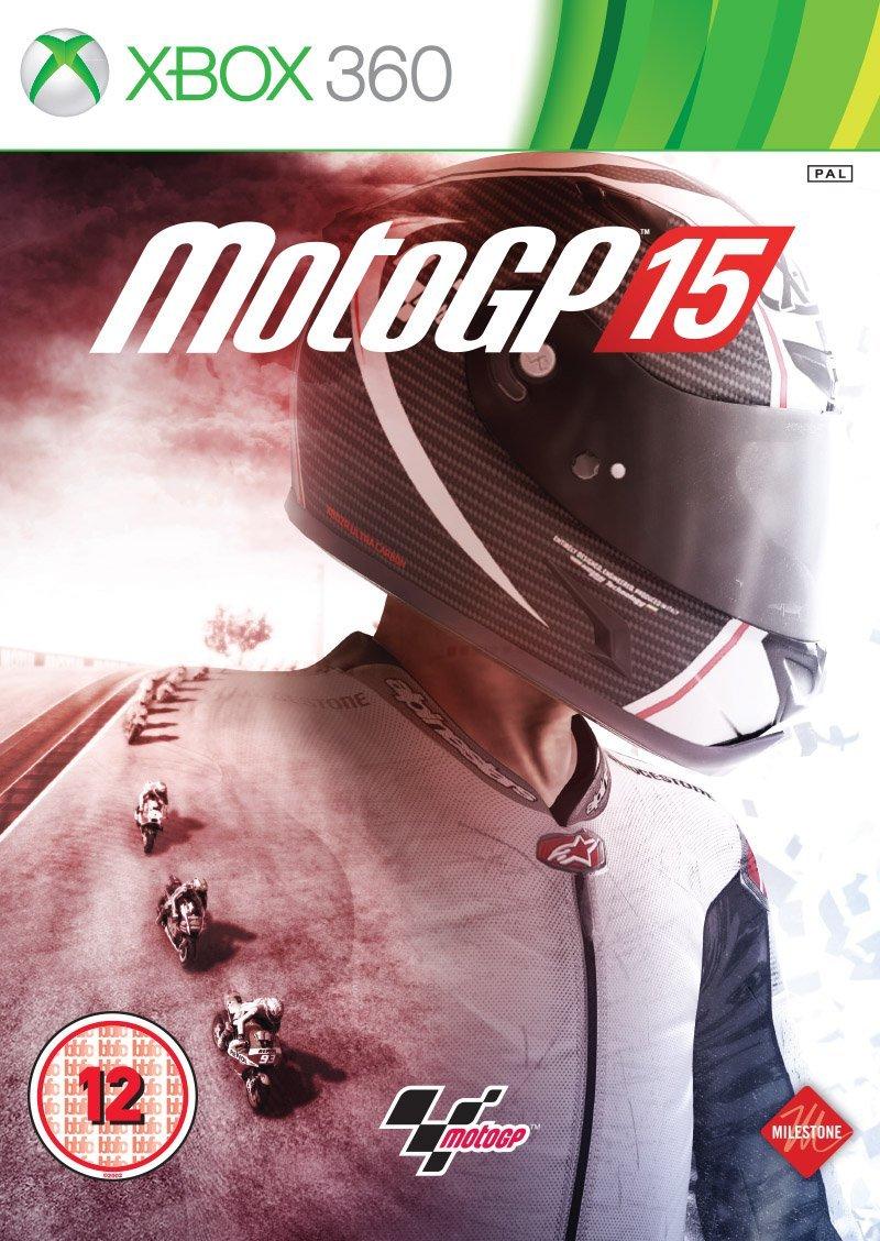 MotoGP 15 ESPAÑOL XBOX 360 Cover Caratula