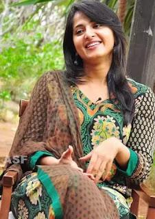 Anushka Shetty is beautiful sweet cute actress of South India