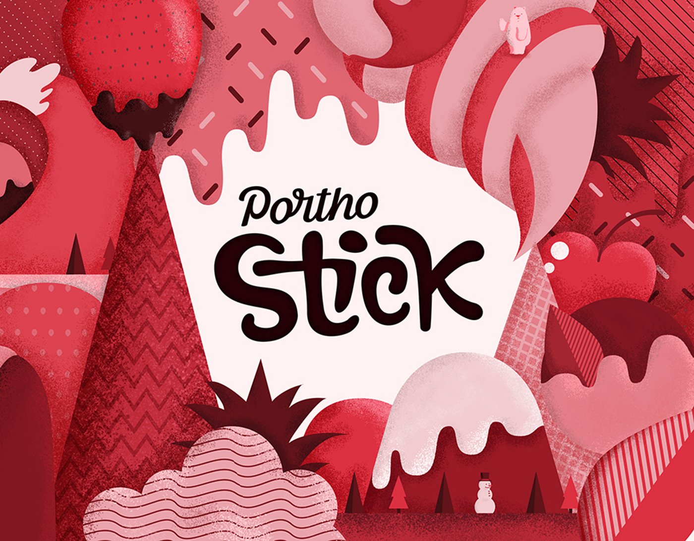 Portho Stick On Packaging Of The World Creative Package Design Gallery