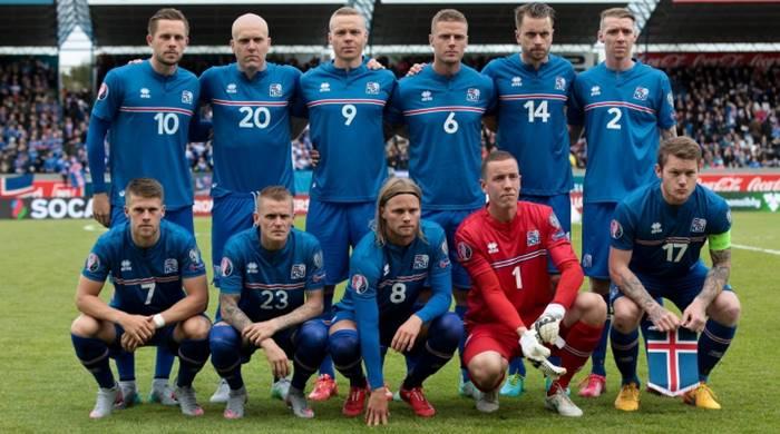 Piala Dunia 2018 Timnas Islandia