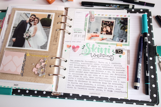scrappin'planner by kushi settembre ottobre 2016 9| www.kkushi.com