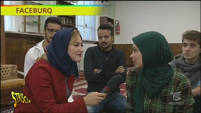 Buongiornolink - Striscia la Notizia, il rapporto fra il mondo arabo e Facebook