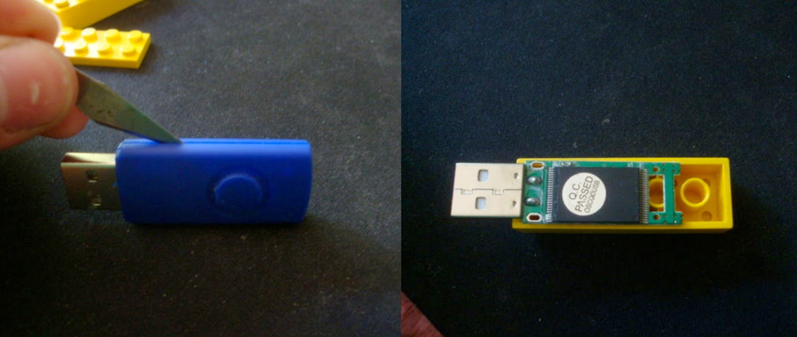 How to make a flash drive from epoxy resin, exotic wood and mammoth tusk