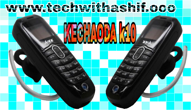 Kechoda k10 Mini Mobile Phon-World smallest phone