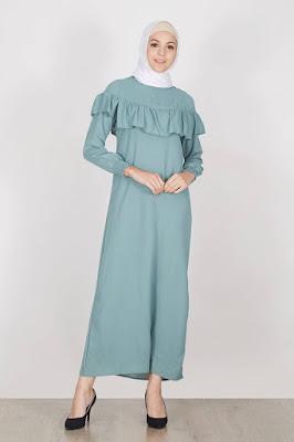 model baju dress muslim