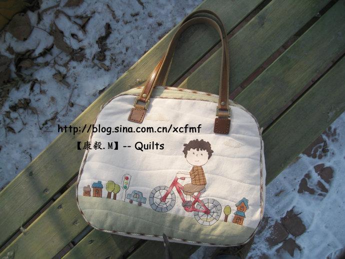 Сшить сумку? Сшить! Patchwork bag DIY tutorial