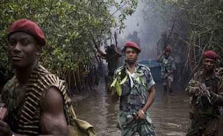 Militant group, Niger Delta Avengers