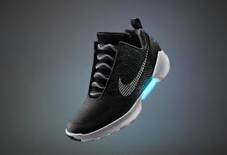 Nike HyperAdapt, Bisa Mengikat Tali Sendiri