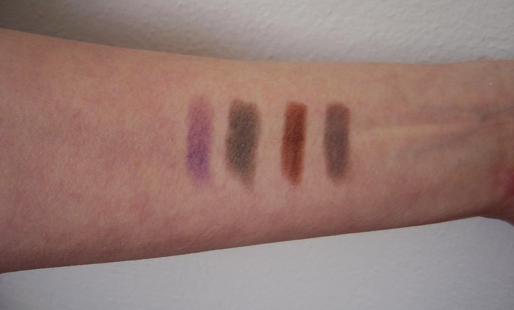 NYC New York Color City Proof 24 HR Waterproof Eyeshadows swatches.jpeg