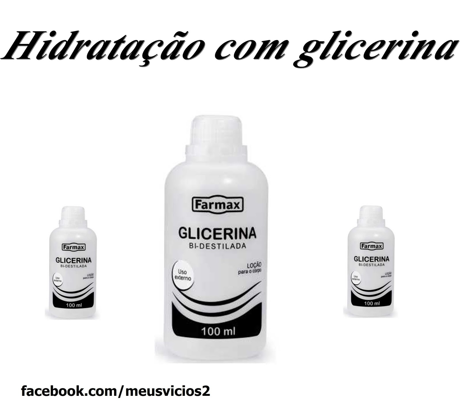Glicerina animal ou vegetal