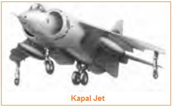 Penggunaan Massa Jenis di Bidang Industri Kendaraan - Kapal Jet