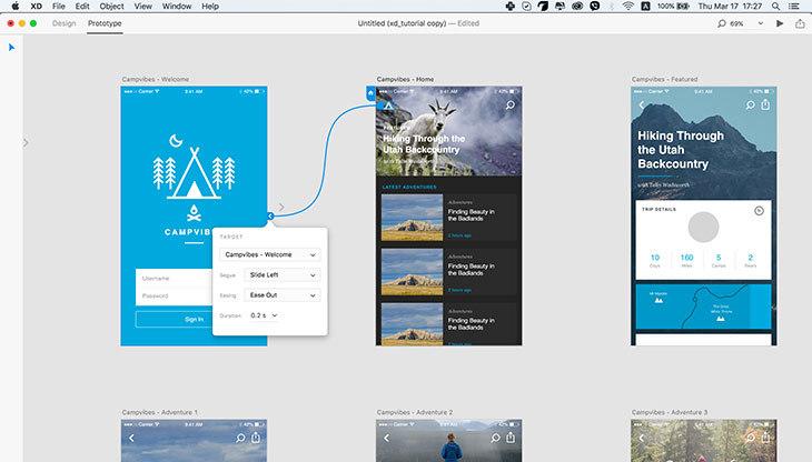 5 برامج تساعدك على تصميم UI/UX إحترافي قبل تطويره برمجياً