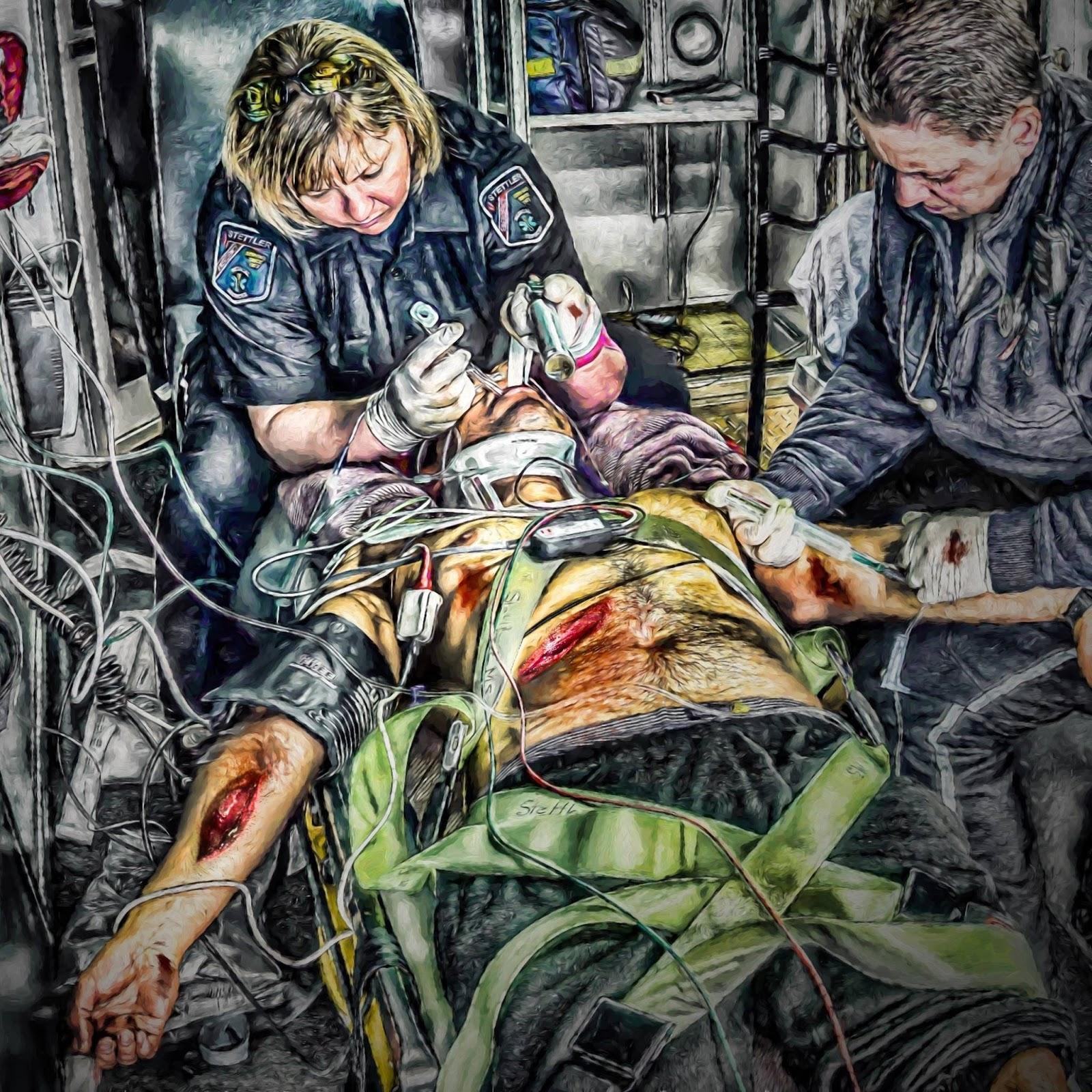 Картинки парамедик