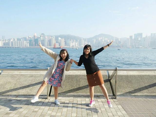 Ke Hong Kong dengan budged seadanya, Bisa?