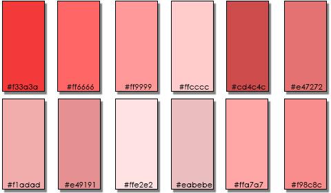 pada pertemuan ini kita akan membahas mengenai jenis warna pastel dengan judul  Contoh Warna-warna Pastel Beserta Kodenya