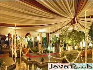 Sewa Tenda Dekorasi VIP - Penyewaan Tenda Dekorasi VIP Pameran