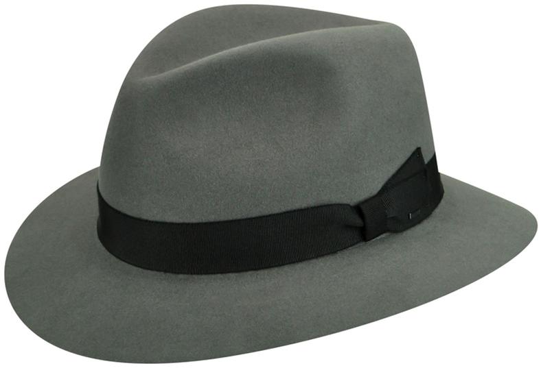 Accesorios masculinos  El sombrero fedora 69d0f8bf8bf