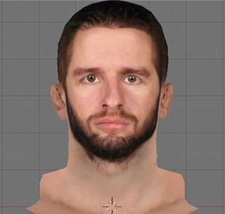 NBA 2K14 J.J. Barea Cyberface Patch