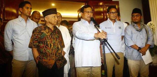 Terima Kasih Polri, Terima Kasih Prabowo Subianto!