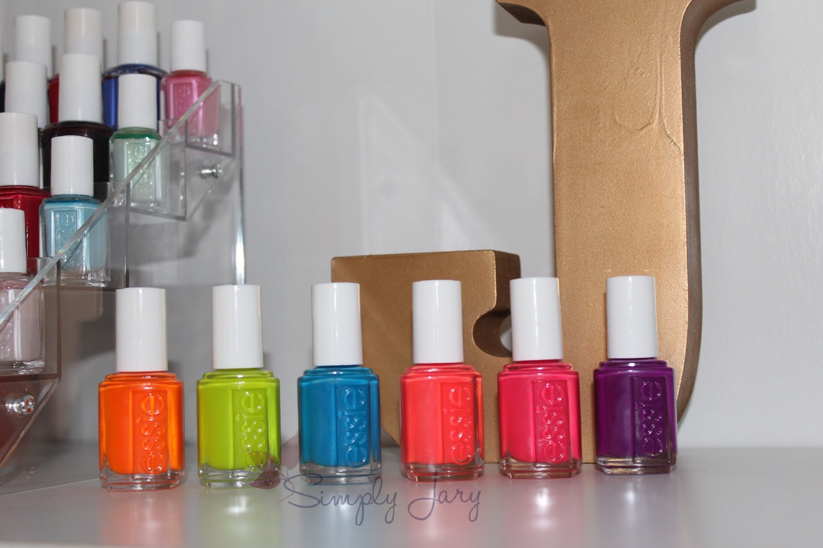 Simply Jary: Essie\'s Off The Wall Neon 2016 Collection | Swatches ...