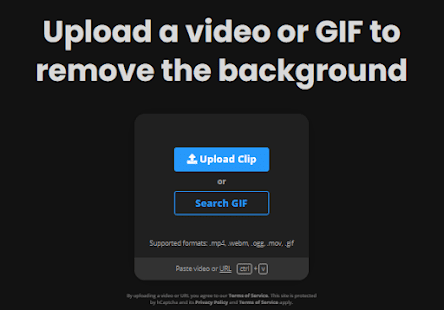Cara menghapus background gif online