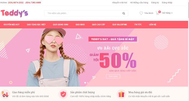 template bán hàng blogspot chuẩn seo
